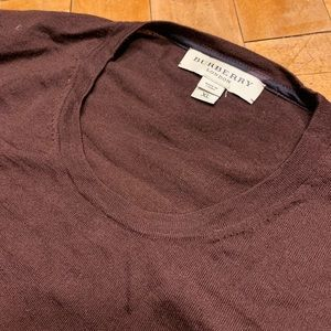 Men's Burberry Wool Sweatee